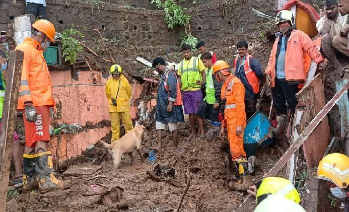 Aditya Thackeray says 5 lakh assistance to the families of those who died due to landslides