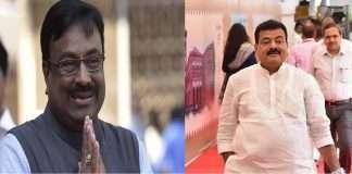 maharashtra-assembly-budget-session-2021 sudhir mungantivar bhaskar jadhav