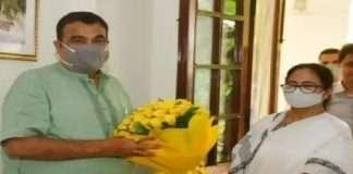 Mamata Banerjee- Nitin Gadkari meets, discusses industries and roads in West Bengal