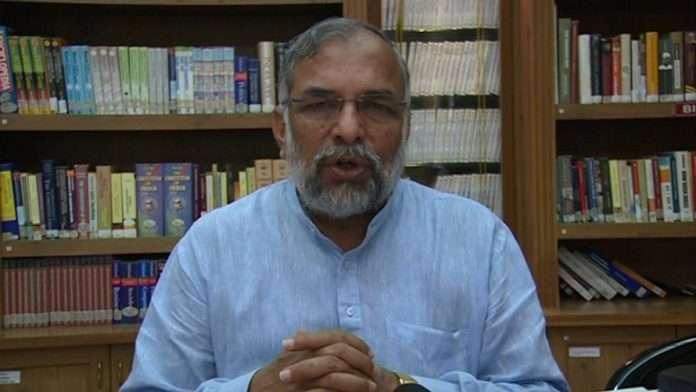 bjp leader madhav bhandari says fill vacancies state public service commission immediately