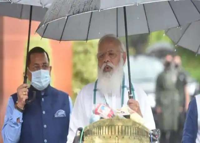 pm Modi slams Opposition doesn't digest Dalit, OBC, women, children of farmers become ministers
