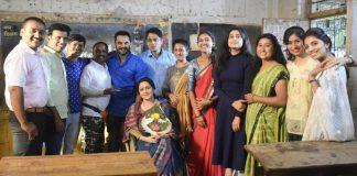 nishigandha wad suarabh gokhle starring back school marathi movie releasing soon