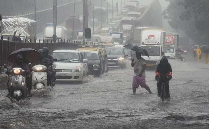 Monsoon yellow alert: Yellow Alert for next 4 days in 15 districts of state including Konkan, Marathwada, Vidarbha