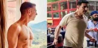bollywood khilladi actor akshay kumar gaining weight for film rakshabandhan