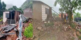 outcry of the villagers in taliye mahad Landslide