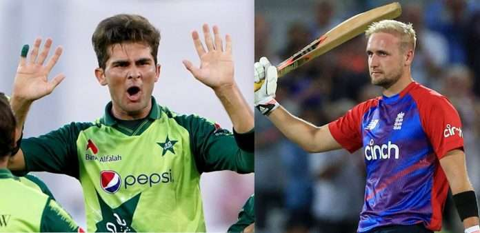 pakistan beat england in first t20 by 31 despite liam livingstone century