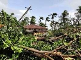 Punchnama of 715 damaged houses in Uran taluka