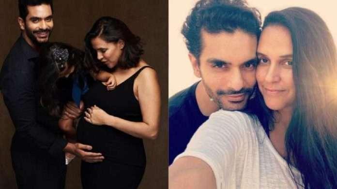 Neha Dhupia And Angad Bedi Announce Second Pregnancy.