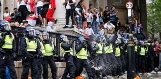 Uefa Euro 2020 Final 49 Fans arrested by British police at Wembley