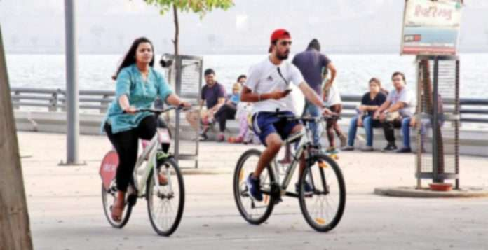 BMC to provide public two-wheelers as solution to traffic congestion