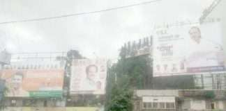 Thackeray government will develop Pune, Shiv Sena's entry in the BJP-NCP hoarding war