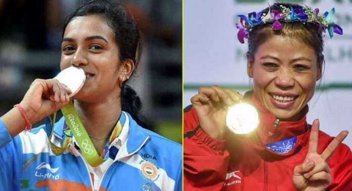 pv sindhu to mary kom complete list of Indian athletes who have qualified for tokyo 2020