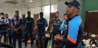 rahul dravid praises indian players in dressings room for winning second odi vs sri lanka