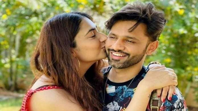 Rahul Vaidya has no honeymoon plans yet with Disha Parmar: 'After the wedding, we just want to relax'