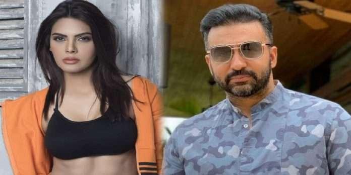 raj kundra arrested he brought sherlyn chopra into porn industry