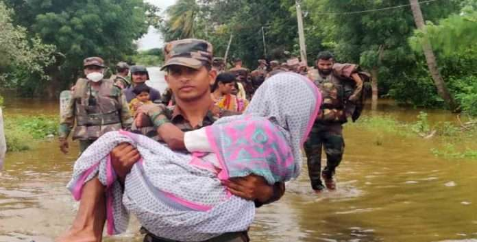 2 lakh 30 thousand people evacuated from flood affected areas, 149 people died