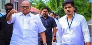Sadabhau Khot targets rohit pawar on flood-hit tour, ignoring Sharad Pawar's advice