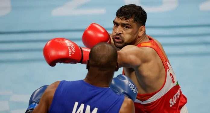 indian boxer satish kumar