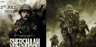 'Sher Shah' movie trailer release