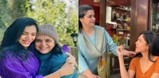 Actress Supriya Pilgaonkar shared her experience of motherhood