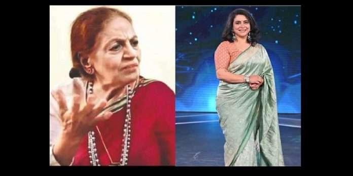 actress supriya pilgaonkar comes out for financial support for actress savita bajaj