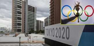 positive COVID cases in olympic village to be expected