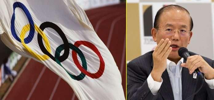 tokyo olympics toshiro muto