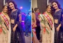 MISS INDIA USA2021: This year's Miss India USA became Vaidehi Dongre