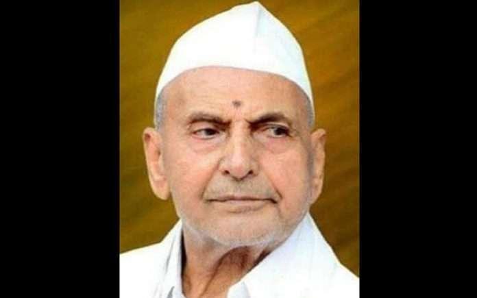 Trustee of Shegaon Sansthan Shivshankar Patil passed away