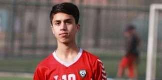 Afghanistan national team footballer Zaki Anwari dies after falling from US plane at Kabul Airport