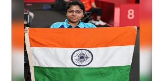 tokyo paralympics 2020 india bhavinaben patel takes home silver loses china table tennis final