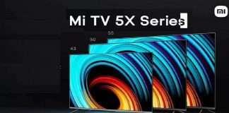 Xiaomi launches Mi TV 5X series in India