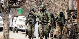 630 terrorists killed in last 38 months in jammu and kashmir