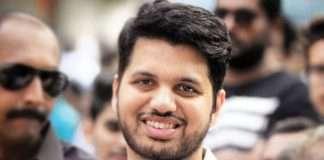 BJYM mumbai leader Tejinder Singh complaint against Varun Sardesai