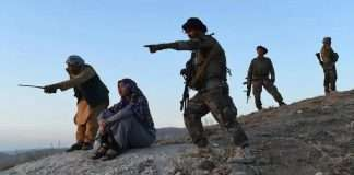 Afghanistan female governor Salima Mazari is in Taliban custody