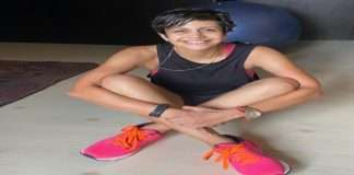 Mandira Bedi shared her beautiful smiling photo for the first time after her husband's death