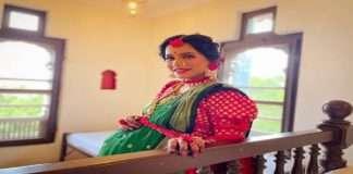 Marathi Actress youtuber urmila nimbalkar blessed baby boy