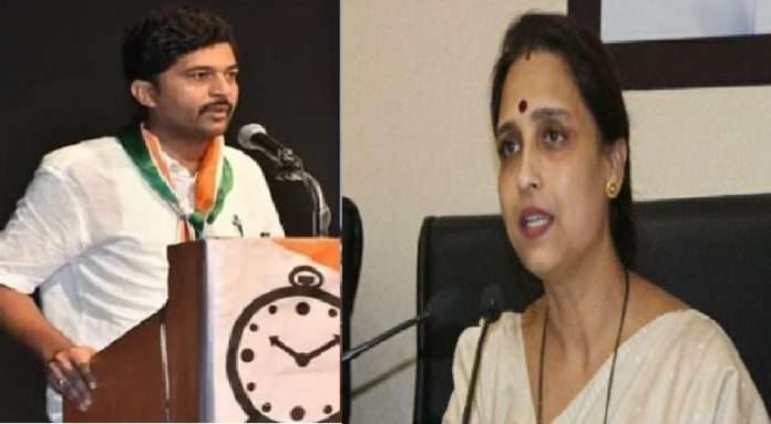 chitra wagh reply mehboob shaikh on personal criticism
