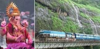 Nitesh rane announced Modi Express for citizens going to Konkan for Ganeshotsav