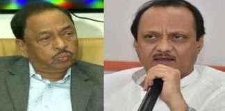Narayan Rane and Ajit Pawar