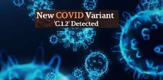 New COVID-19 Variant C.1.2 in marathi found in Africa, China, England, still infected after vaccination