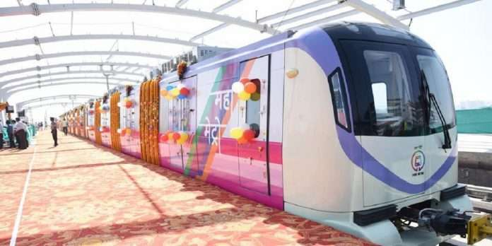 wedding and family function will be held in the running metro in Pune