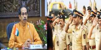 CM Uddhav thackeray congratulated home minister announces medal for 78 police officers and employees in state