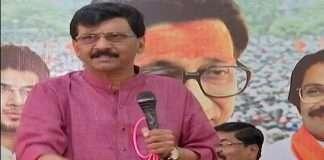 sanjay raut demand CBI probe Mahant Narendra Giri's death is suspicious