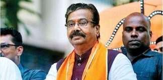 Gajanan Kirtikar criticizes BJP for Marathas and OBCs reservation