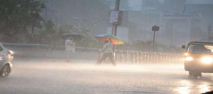 Heavy rains in Mumbai, thane and maharashtra