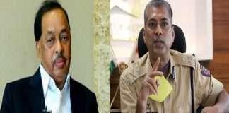 Nashik Police Commissioner orders arrest to Narayan Rane