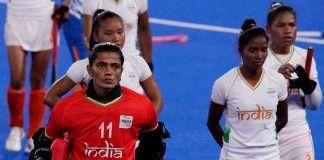 Argentina beats Indian women's hockey