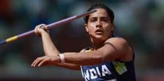 Javelin Thrower Annu Rani