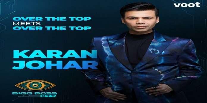 Karan Johar's big revelation while refusing to stay in Bigg Boss's house